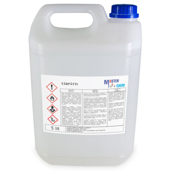 Turpentine 5l MaterChem