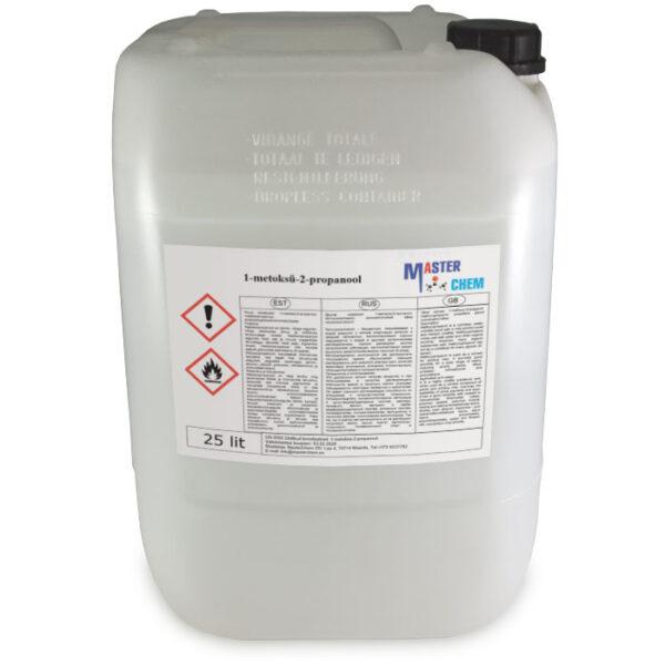 1-metoksi-2-propanoli 25l MasterChem