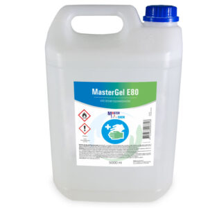 Дезинфицирующее средство для рук MasterGel E80 5L