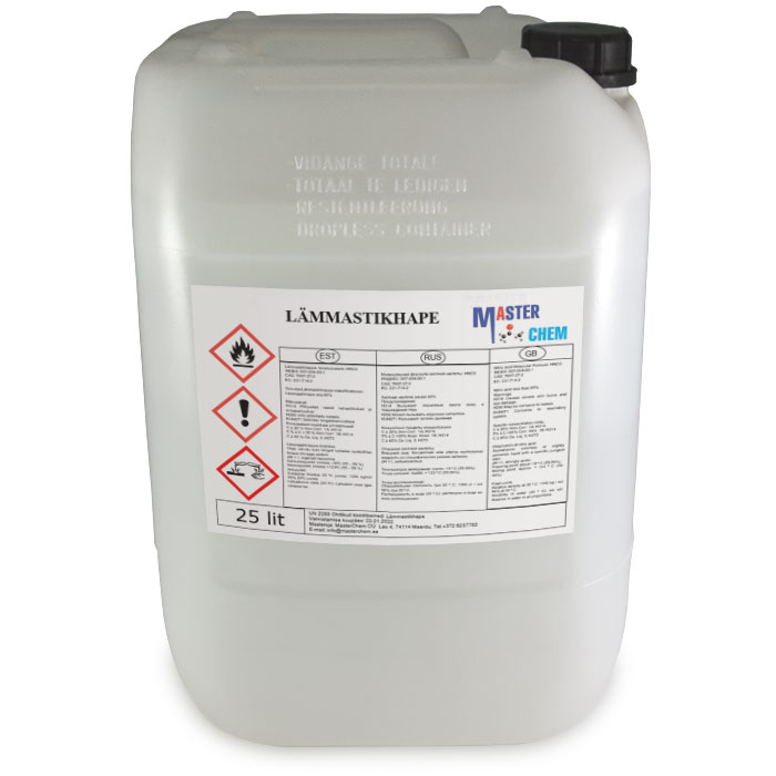 Азотная кислота 56-58% 25l MaterChem