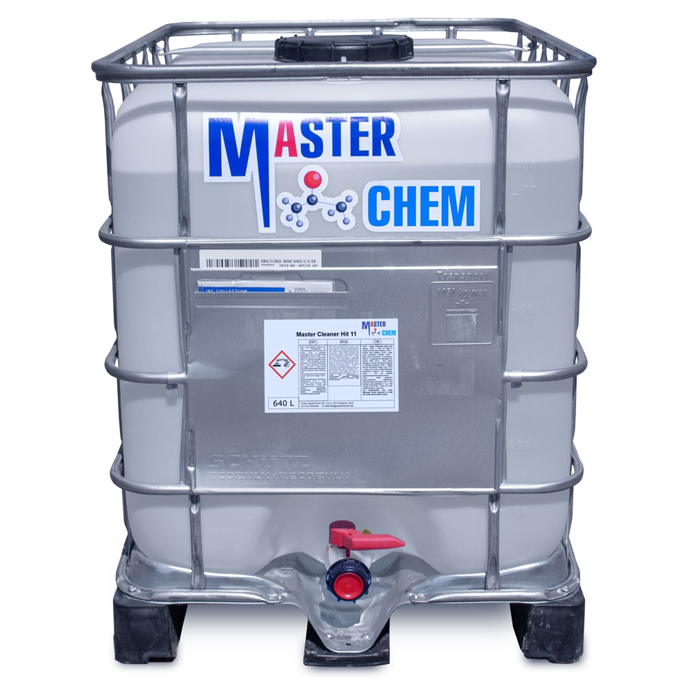 Master Cleaner Hit 11 640l MaterChem